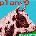 Image: Cow Town CD cover